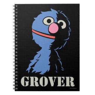 半分グローバー ノートブック