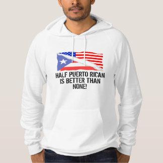 半分プエルトリコどれもよりよくないですがありません パーカ