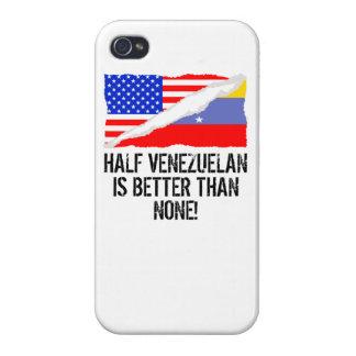 半分ベネズエラどれもよりよくないですがありません iPhone 4/4S CASE
