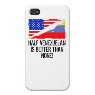 半分ベネズエラどれもよりよくないですがありません iPhone 4 COVER