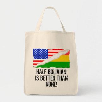 半分ボリビアどれもよりよくないですがありません トートバッグ