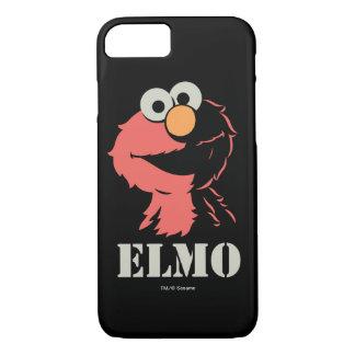 半分Elmo iPhone 8/7ケース