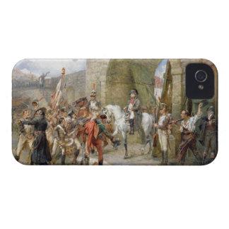 半島状の戦争のナポレオンの事件は入ります Case-Mate iPhone 4 ケース