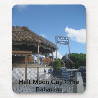 半月のキー、バハマ(8)の半月のキー-… マウスパッド