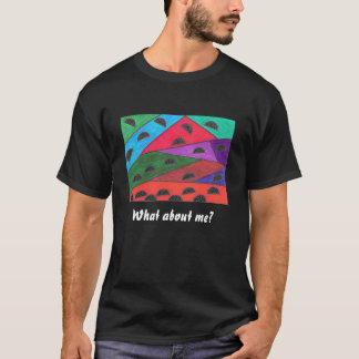 半月型および点のTシャツA24 Tシャツ