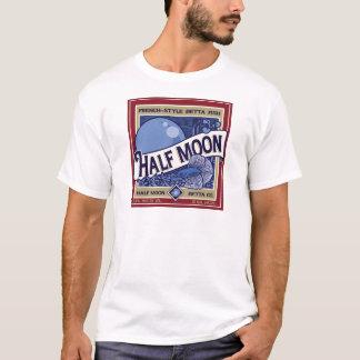半月Betta Tシャツ
