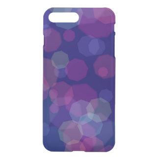 半透明な場合と青か紫色の快活なiPhone7 iPhone 7 Plusケース