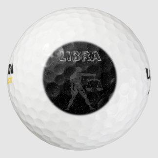半透明な天秤座 ゴルフボール