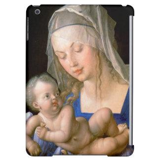半食べられたナシ1512年を握っているヴァージンおよび子供 iPad AIRケース