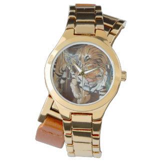 卑劣なトラ 腕時計
