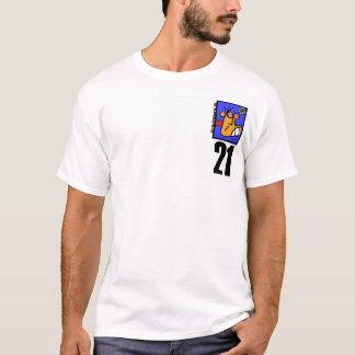 卑劣な奴のStreetwear Co. AFC第21ワイシャツ Tシャツ