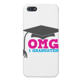 卒業するOMG I iPhone SE/5/5sケース