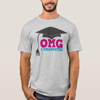 卒業するOMG I Tシャツ