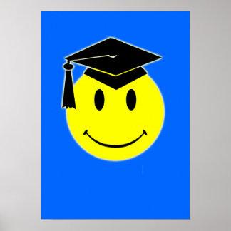 卒業のスマイルポスター ポスター