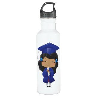 卒業の女の子 ウォーターボトル