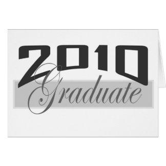 卒業の招待状2010年 カード