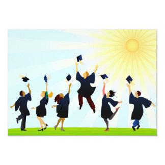 卒業の招待状 カード