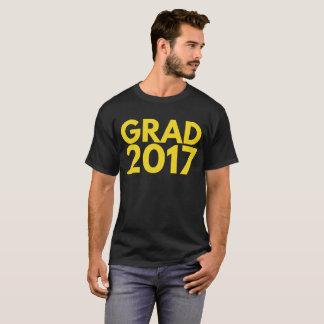 卒業の2017年のTシャツ Tシャツ