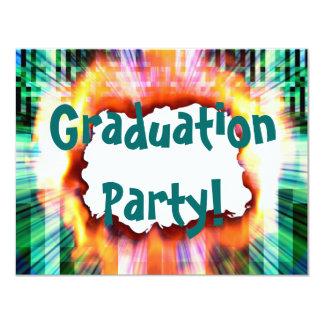 卒業パーティー! 招待状
