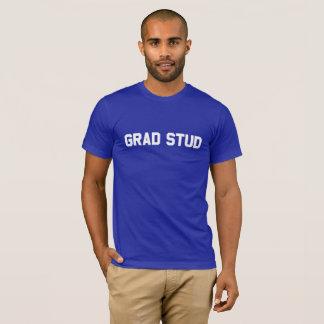 卒業生のスタッド Tシャツ