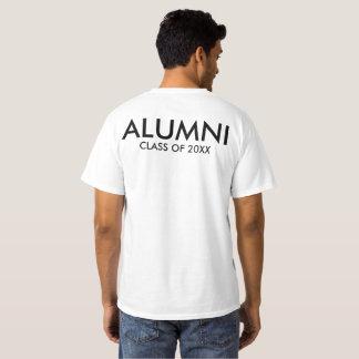 卒業生の服装 Tシャツ