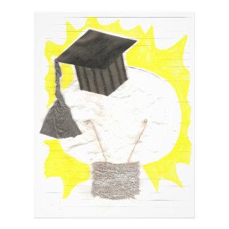 卒業生の球根のフライヤ チラシ