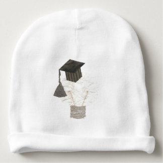 卒業生の球根のベビーの帽子 ベビービーニー