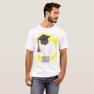卒業生の球根の人のTシャツ Tシャツ