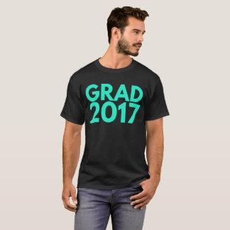 卒業生の2017年のTシャツ Tシャツ