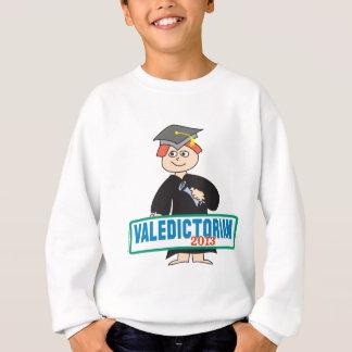 卒業生総代 スウェットシャツ