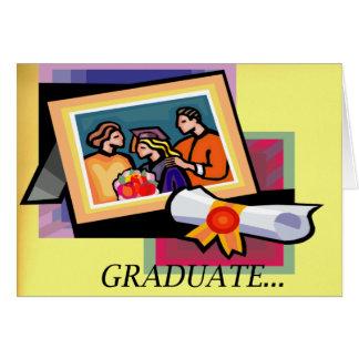 卒業生… お祝いカード カード