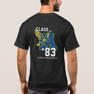 卒業生「83 #10 Tシャツ