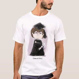 卒業生! Tシャツ