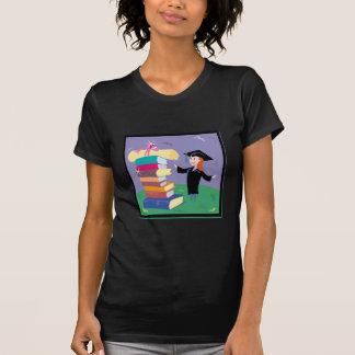 卒業4 Tシャツ