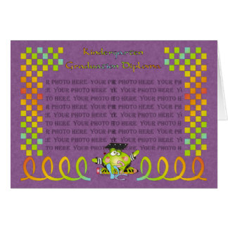 卒業 グリーティングカード