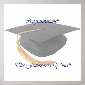 卒業 ポスター
