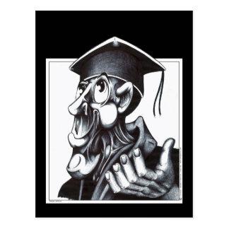 卒業 ポストカード