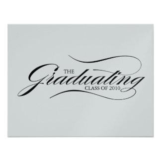 卒業 自分だけの案内状