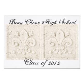 卒業|発表 オリジナル招待状