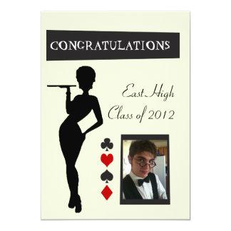 卒業Invitiation カード