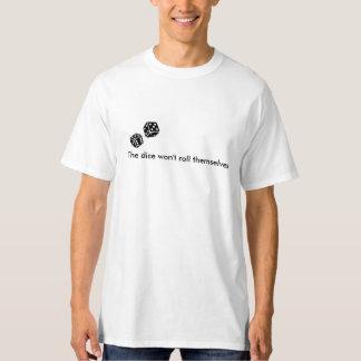 卓上のゲーマーのTシャツ Tシャツ
