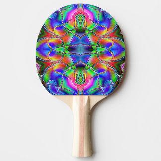 卓球のこうもり/かい-東のデザイン ピンポンラケット