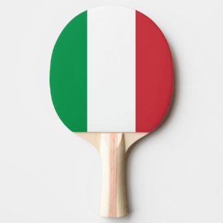 卓球のためのイタリアンな旗の卓球ラケット 卓球ラケット