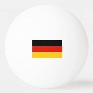 卓球のためのドイツの旗のピンポン球 卓球ボール