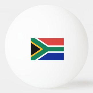 卓球のための南アフリカ共和国の旗のピンポン球 卓球ボール