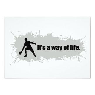 卓球は生き方です カード