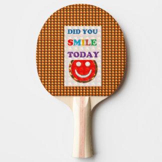 卓球ラケット、赤いゴム背部芸術NavinJoshi 卓球ラケット
