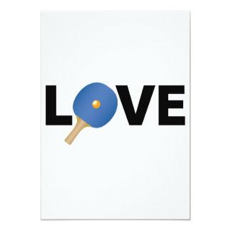 卓球愛紋章(青い) カード