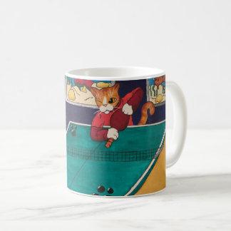 卓球猫 コーヒーマグカップ