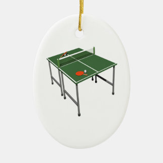 卓球 セラミックオーナメント